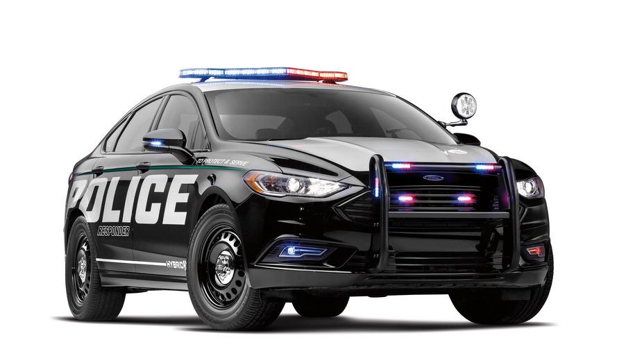 Ford Fusion Hybrid Viatura