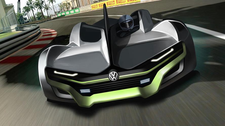 Volkswagen'in 2023'te gelecek spor aracı yorumlandı