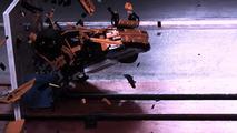 Lego Porsche 911 Crash Test
