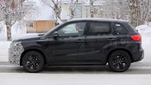 Suzuki Vitara Refresh Spy Pics