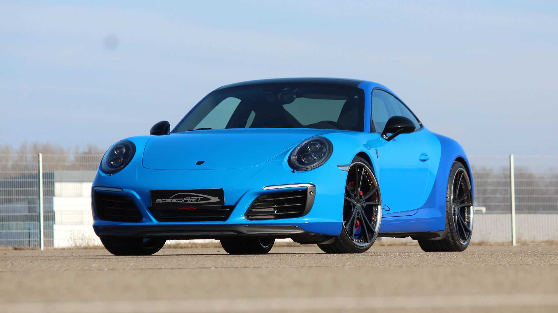 this tuned porsche 911 carrera s is quicker than a 911 gts