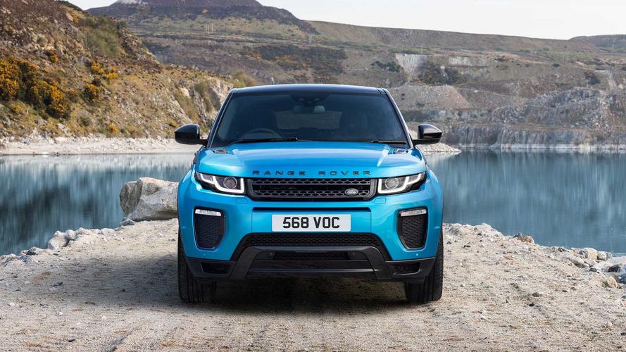 Land Rover stoppe la production du Range Rover Evoque trois portes