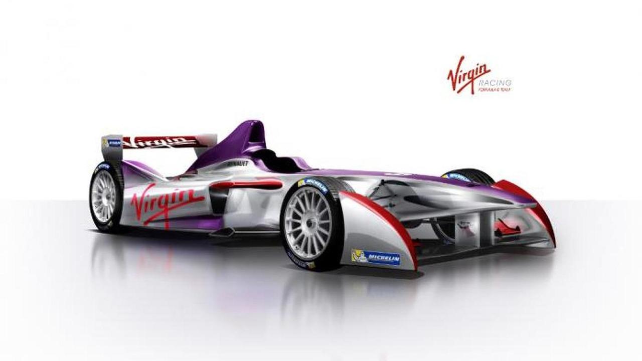 Virgin Formula E Team