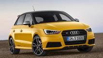 2014 Audi S1 Quattro leaked, debuts tomorrow