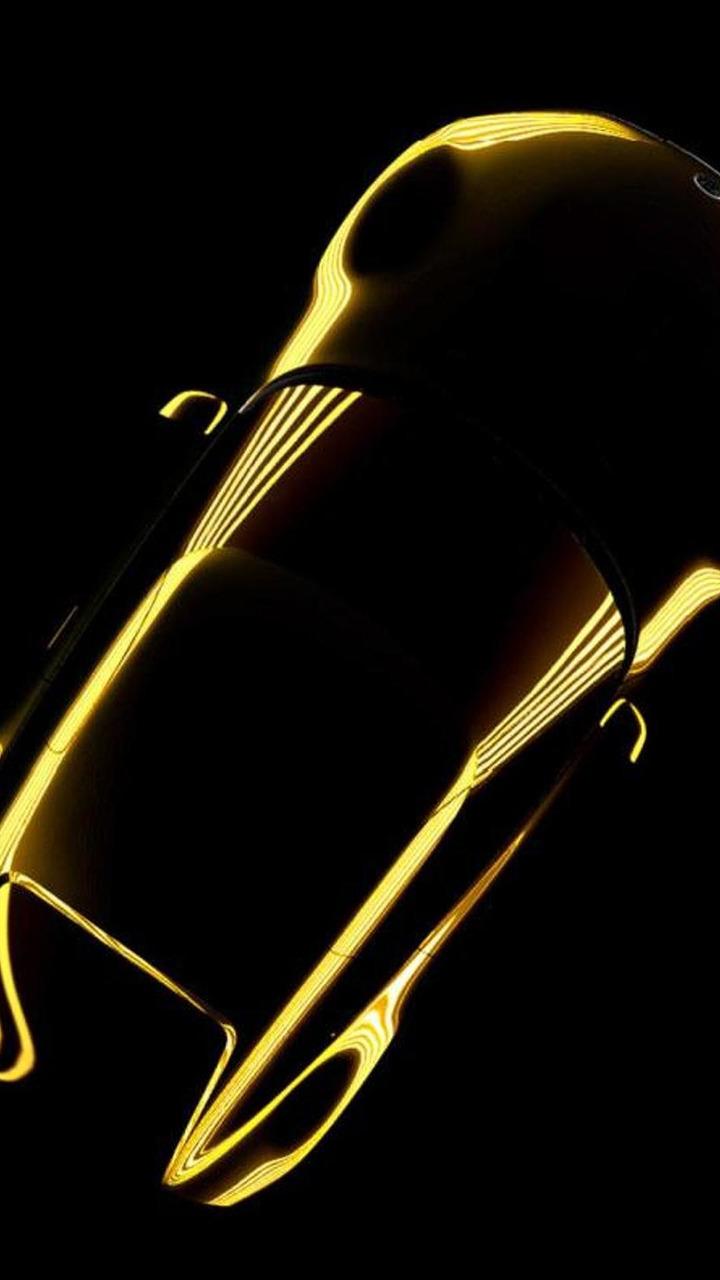 Kia sports car concept for 2014 NAIAS