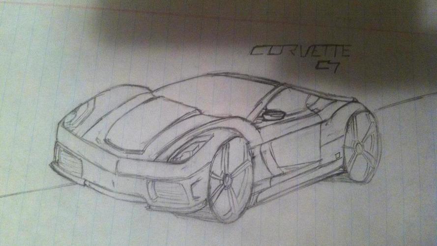 2014 Chevrolet Corvette already on eBay