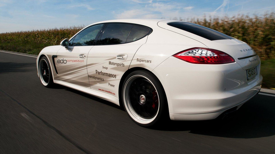 Porsche Panamera Turbo S by edo competition