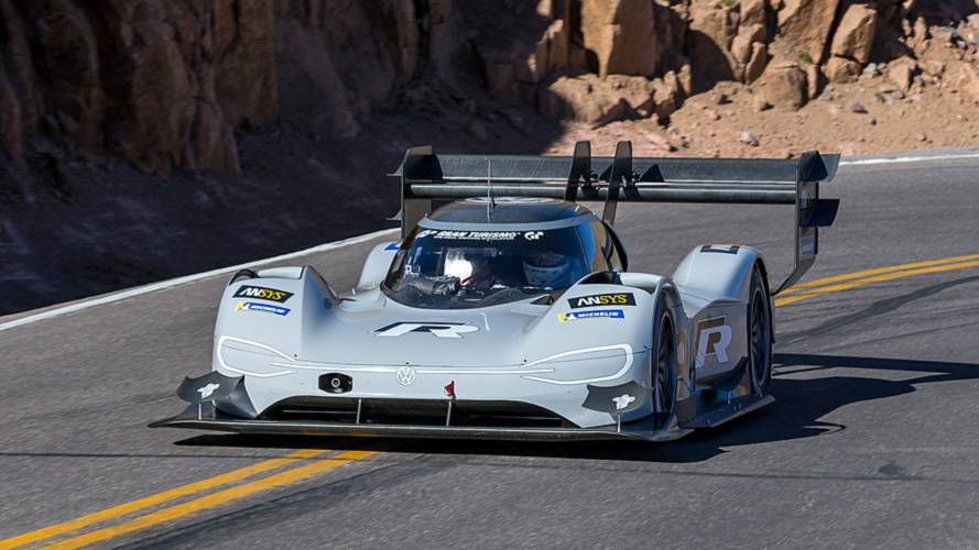 Pikes Peak után Goodwoodban is rekordot döntene a VW I.D. R