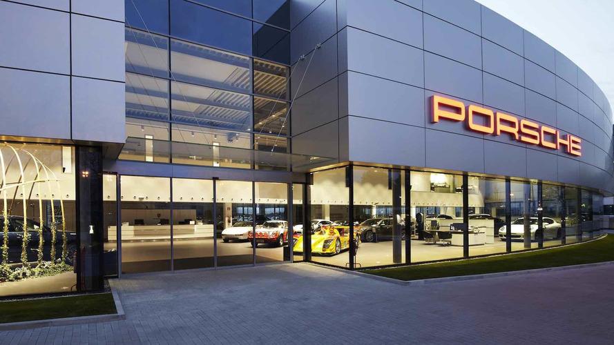 Centro Porsche Madrid Norte 2018: instalaciones ejemplares