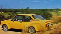 Fiat 131 Abarth Rally, le foto storiche