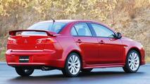 2008 Mitsubishi Lancer Compact Sport Revealed