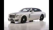 Wald Rolls-Royce Phantom Drophead Coupe Black Bison Edition