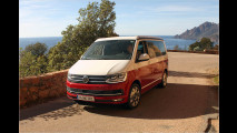Im Test: VW California Ocean ,Red