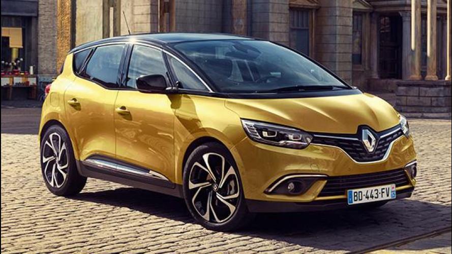 Nuova Renault Scenic, chi si ferma è perduto [VIDEO]