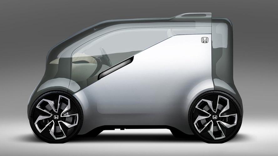 Honda revela o NeuV, conceito capaz de manter