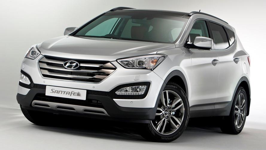 Hyundai deixa de importar Grand Santa Fe e Santa Fe de 5 lugares