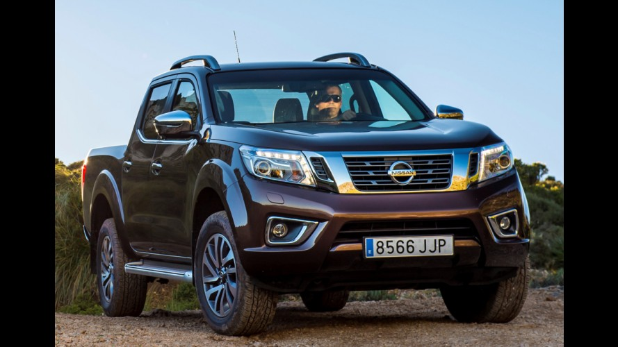 Nissan vai contratar mil funcionários para produzir Frontier, Alaskan e GLT na Argentina