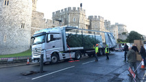 Mercedes Windsor Castle christmas tree
