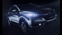 Honda HR-V terá quatro versões e preços entre R$ 70 mil e R$ 90 mil