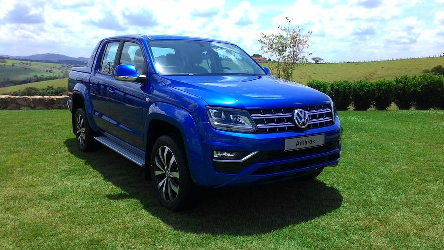 Volkswagen Amarok 2017 chega com visual atualizado e novos itens - veja preços