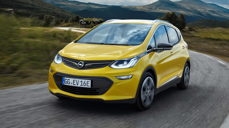 GM Reportedly Suffered $12,000 Loss Per Ampera-e (a.k.a. Bolt) Sold By Opel