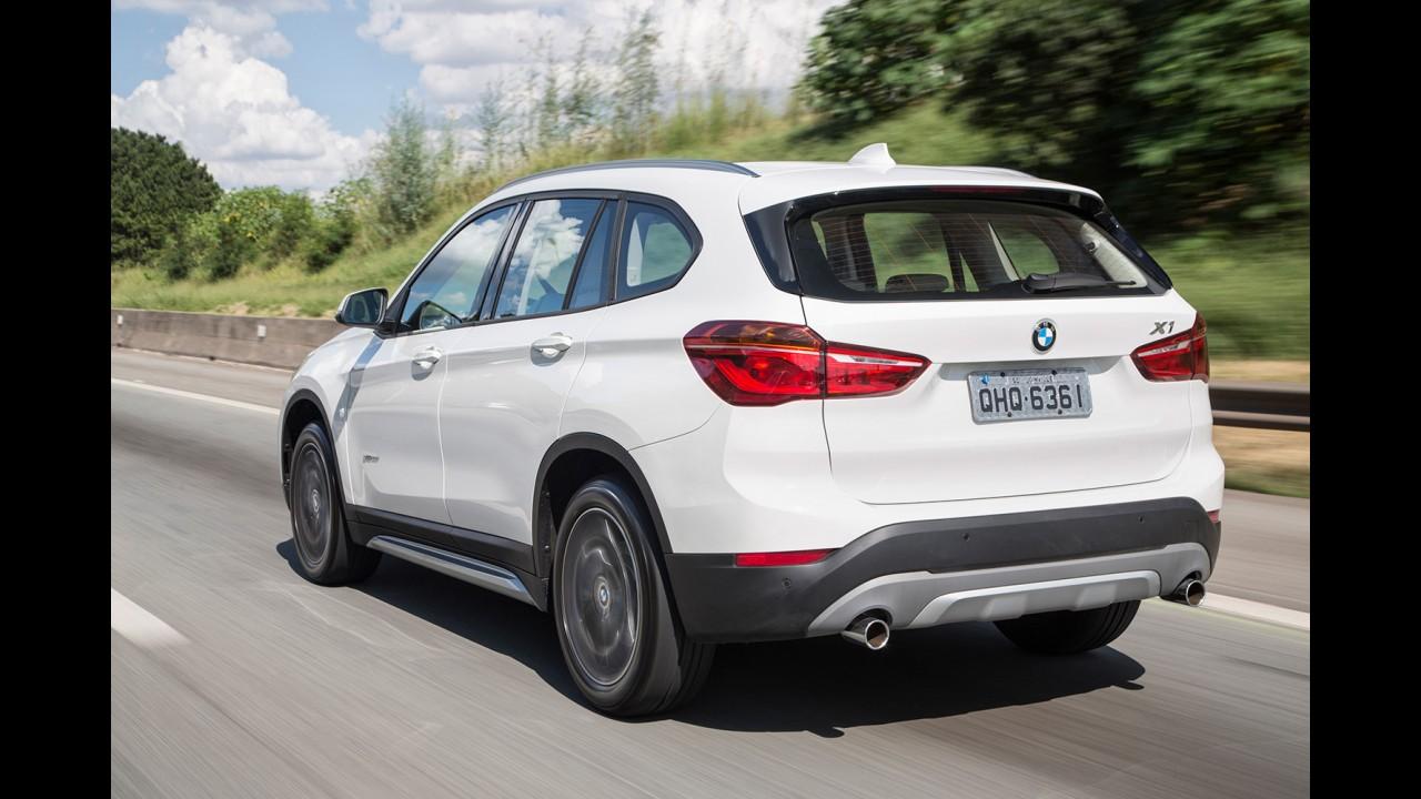 'Made in Brazil': BMW X1 nacional começa a ser exportado para os EUA