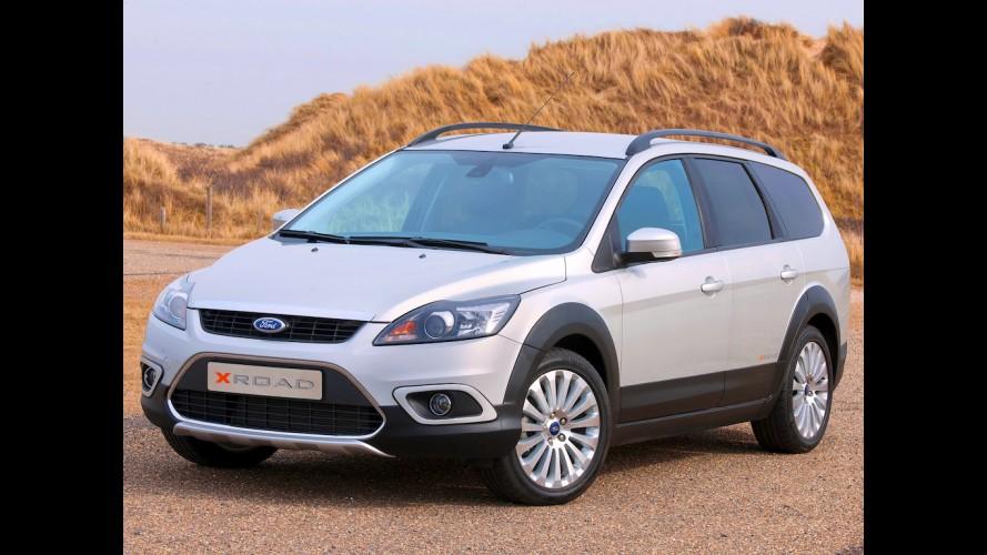 Ford terá versões aventureiras para brigar com linha Allroad da VW