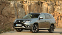 Mitsubishi Outlander PHEV gris