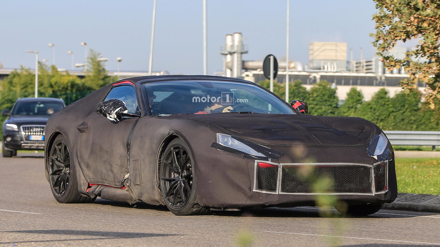 Ferrari F12M specs leaked, 800 hp, 0-100 km/h in under three seconds