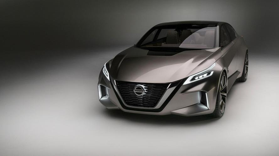 Nissan - Un concept-car de SUV électrique en préparation ?