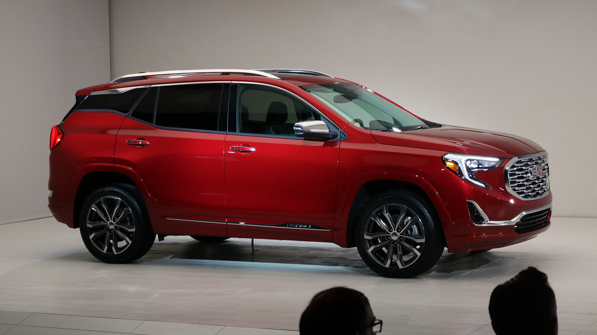 2018 gmc terrain starts at 25 970 denali loaded with tech. Black Bedroom Furniture Sets. Home Design Ideas