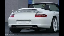TechArt Porsche 911 Carrera 4S Cabriolet