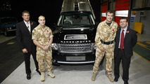Land Rover builds millionth Range Rover