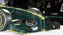 Lotus T127 - Lotus Cosworth Racing Launch, 12.02.2010, London, England