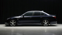 WALD Announces BMW M5 look for BMW 5-Series (E60)