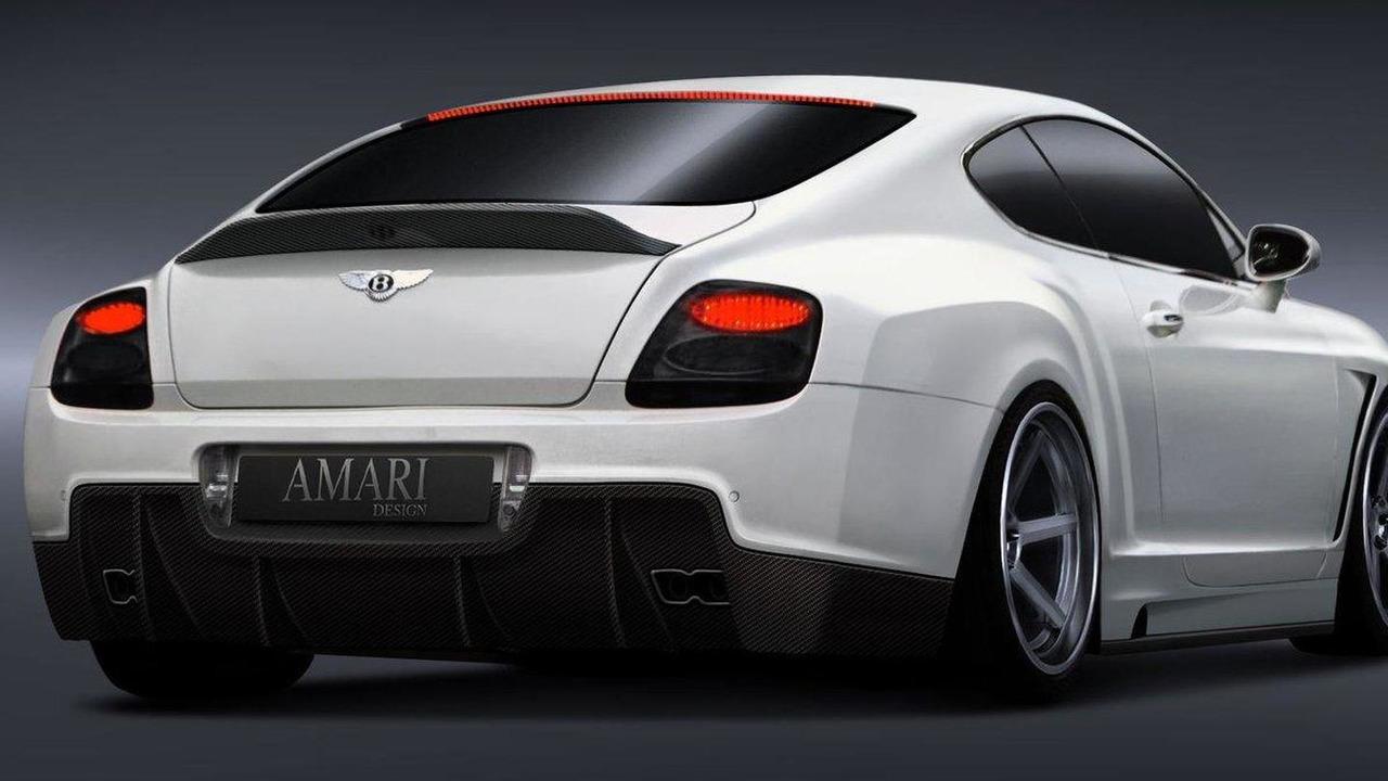 Bentley GT Evolution by Amari Design 15.03.2011