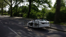 Mercedes-Benz F-CELL Roadster on the Bertha Benz Route