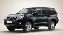 All-new 2010 Toyota Land Cruiser