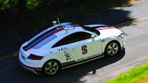 Autonomous Audi TTS Pikes Peak 28.06.2010
