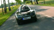 Volkswagen one liter Concept