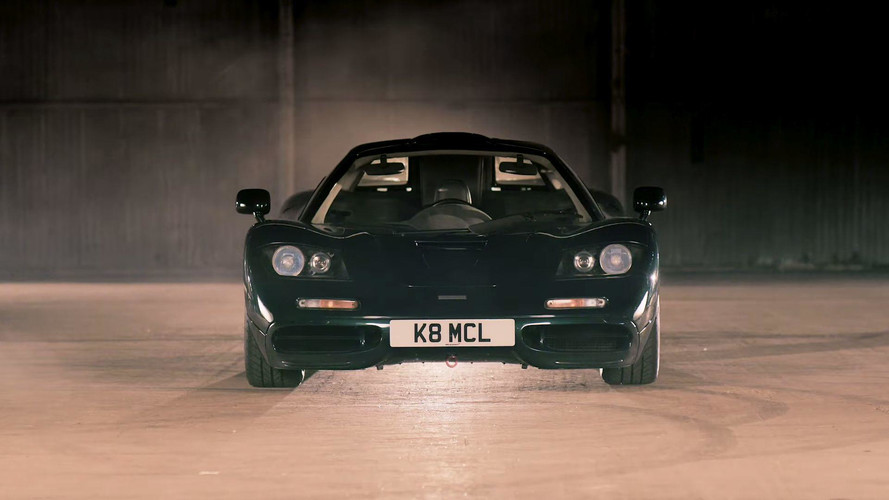 Gordon Murray Interview On The McLaren F1