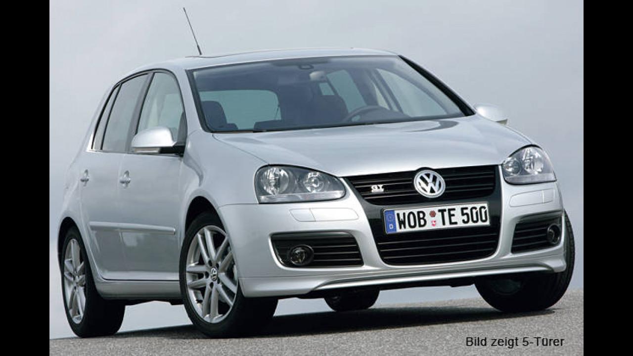 VW Golf 1.4 TSI GT Sport 125 kW 3-türig