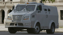 VW 9.150 ECE Armour Truck