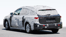 2018 Ford Focus wagon spy photo