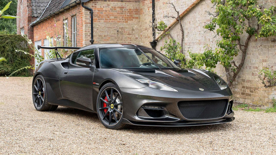 2018 Evora GT430 Is The Lightest, Most Powerful Lotus Yet