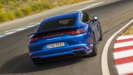 Vídeo: al circuito con el Porsche Panamera 2018 Turbo S E-Hybrid