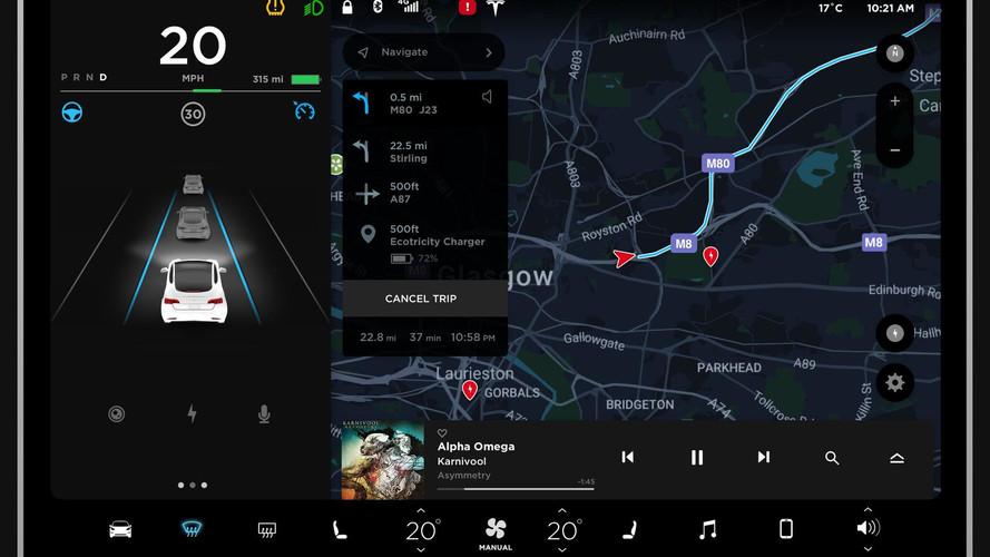 Tesla Model 3'ün Autopilot'unun ilk uzun videosu