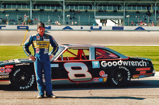 RK Auction To Feature Dale Earnhardt Sr. Nova, One-of-a-Kind 1000-hp Mercedes-Benz