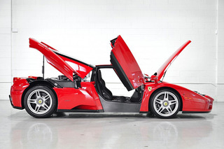 Ferrari Floyd Mayweather Is Selling His Enzo for Some Serious Cash