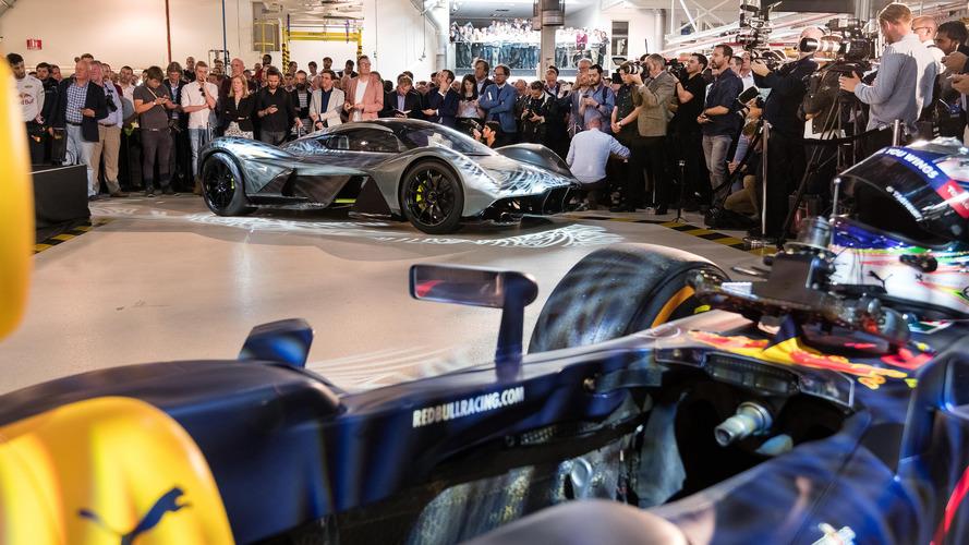 Red Bull et Aston Martin vont poursuivre leur partenariat
